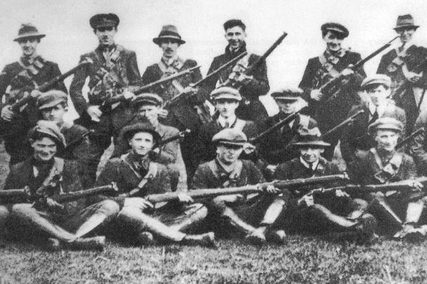 Seán Hogan\'s (NO. 2) Flying Column, 3rd Tipperary Brigade, IRA.