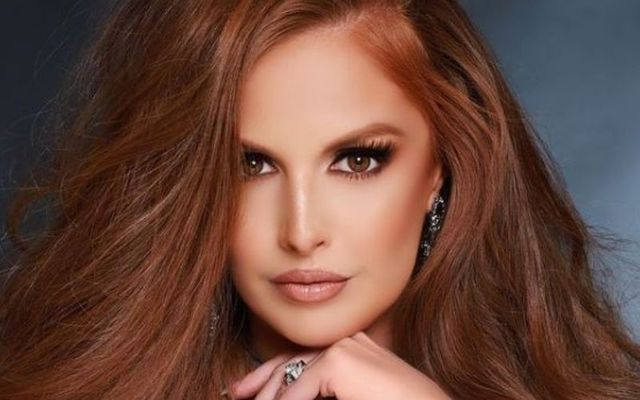 Kate Schneider finished as first runner-up in the Mrs. World 2020 pageant in Las Vegas.