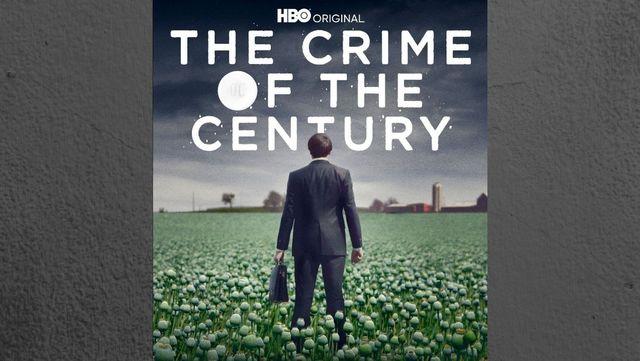 "Alex Gibney\'s latest docuseries \""The Crime of the Century\""."