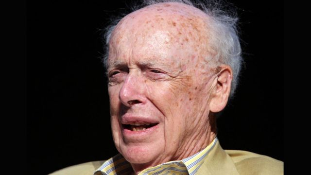Dr. James Watson at the Euroscience Open Forum 2012