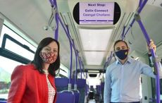 Irish language signage introduced on Belfast bus route