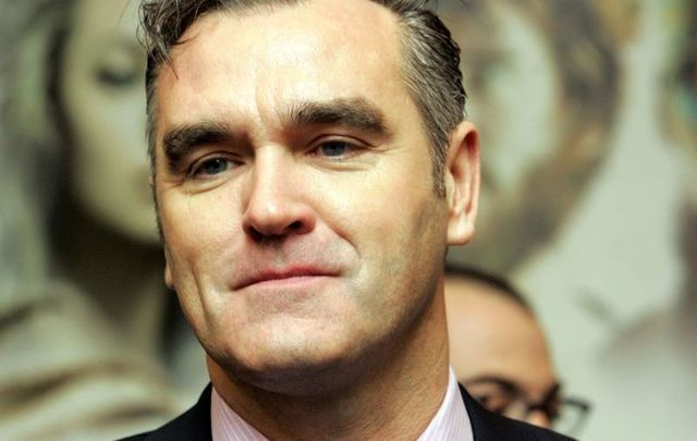 Morrissey was unhappy with how he was portrayed in a recent episode of the Simpsons.