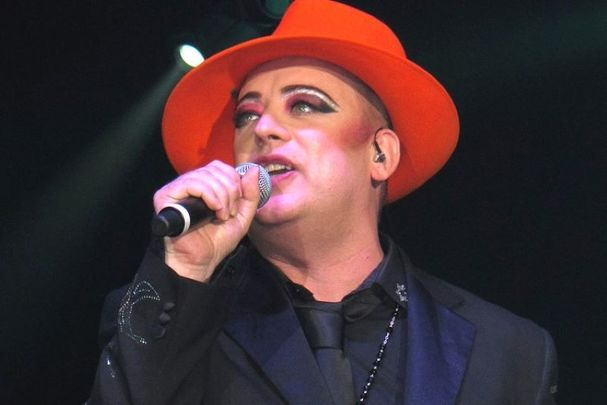 June 25, 2011: Boy George during the Here and Now Tour.
