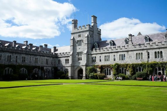 UCC is Ireland\'s most sustainable university.