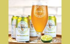 Enjoy the end of summer with Guinness Baltimore-brewed Salt & Lime Ale