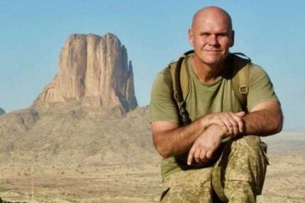 Rory Young was co-founder of anti-poaching organization Chengeta Wildlife