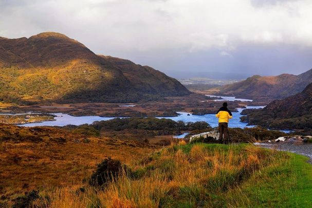 Killarney National Park in Co Kerry (picture from before the wildfire)