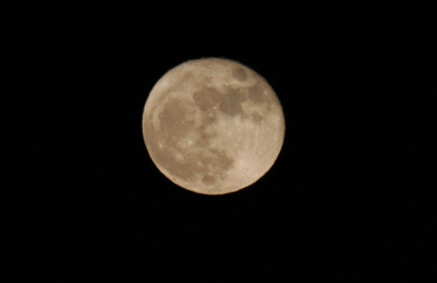 The next supermoon will be visible in May 2021
