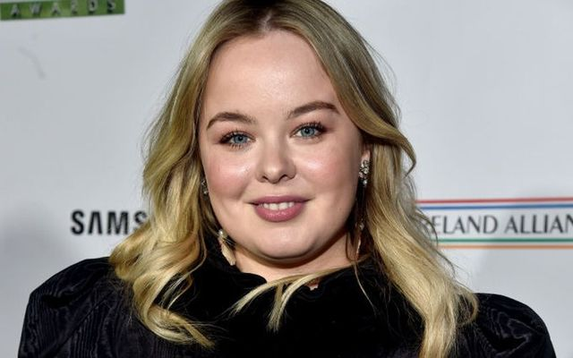 Galway native and breakout actress Nicola Coughlan.