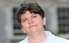 Who is responsible for the downfall of DUP and First Minister Arlene Foster? The gays!