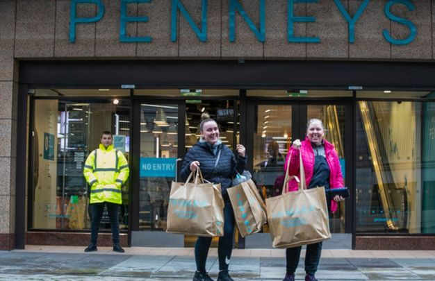 Non-essential retail is set to reopen for the first time this year when restrictions are eased in May.