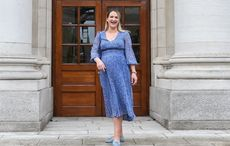 Helen McEntee becomes first minister to give birth while serving in Irish Cabinet