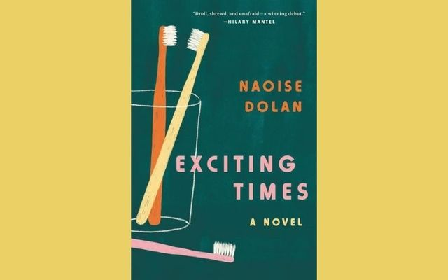 """Exciting Times\"" by Irish author Naoise Dolan is the IrishCentral Book Club selection for May."