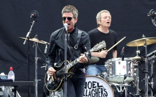 Noel Gallagher will be one of the guests joining Ryan on the Late Late Show tonight