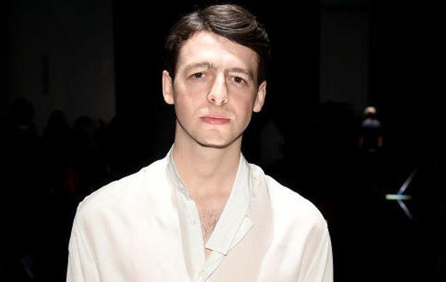 Belfast-born actor Anthony Boyle.