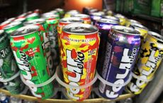 Former J1ers delight! Four Loko is now available in Ireland