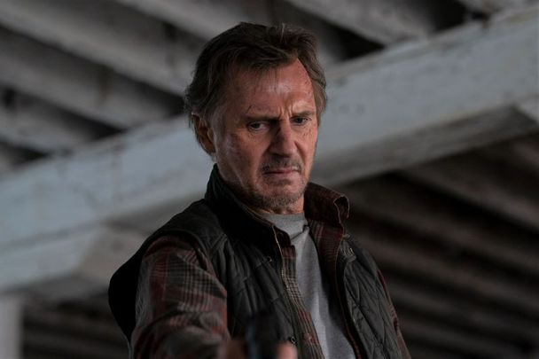 Why the The Marksman was such a hit for Liam Neeson