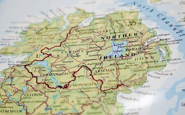 The Government of Ireland Act came into effect just after midnight on May 3, 1921.