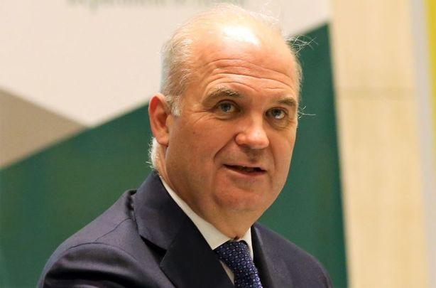 Ireland\'s Chief Medical Officer Dr. Tony Holohan.