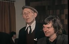 Irish pubs don't get better! 1979 footage of storytelling and song in Clare