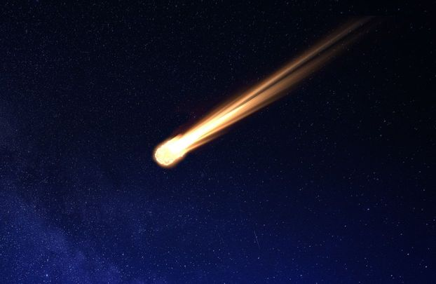 The meteor shower, Eta Aquarids, created by Halley\'s Comet, will appear over Ireland this week.
