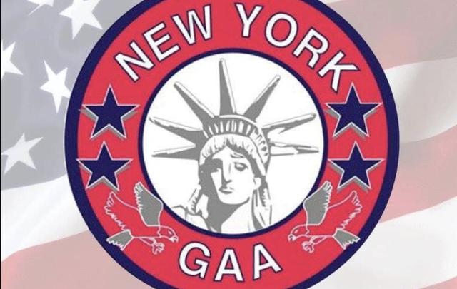 GAA news from New York.