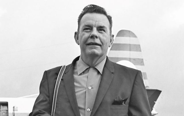 Red Adair in July 1964.