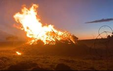 """""""Darkness is over"""" - Celtic Bealtaine celebrated in Ireland with ancient ceremony"""