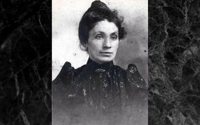 Bridget Melody of New Inn, Co Galway who emigrated to Canada