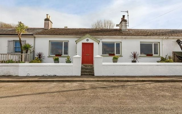 The former coastguard cottage dates back to 1836.