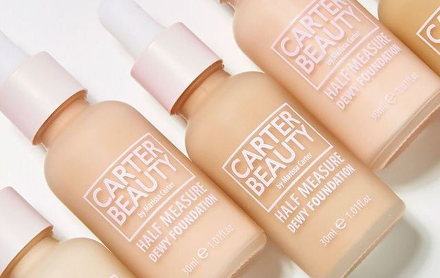 Award-winning, Irish makeup brand Carter Beauty is now available in Wal-Mart in the U.S.