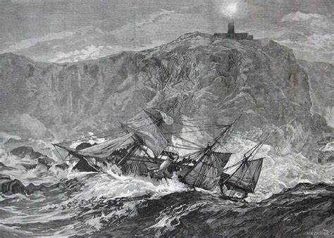 The sinking of HMS Wasp