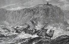 The sinking of HMS Wasp, 1884 – A curse, sabotage or human error?