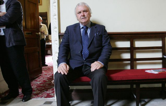 Former Sunday Independent columnist, Eoghan Harris.