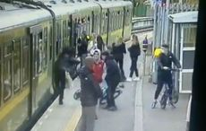 Horror as girl pushed under Dublin train by pack of thugs