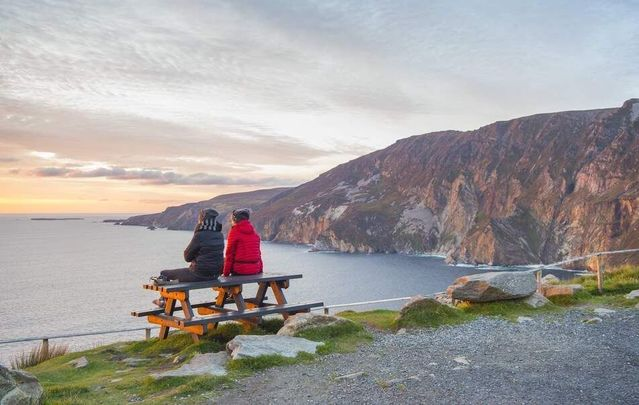 The best-kept secret: The Cliffs of Sliabh Liag, County Donegal.