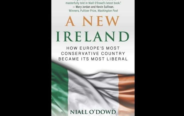 A New Ireland is available on Amazon and Barnes & Noble.