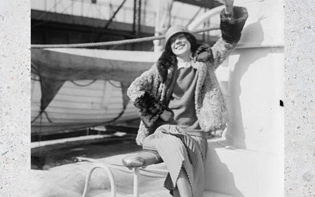 Adele Astaire.
