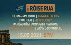 TUNE IN: Irish music live stream from Donegal this Saturday!