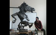 """""""Sinister"""" statue of mythical Irish creature put on hold in Co Clare"""