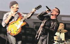 U2's Bono and The Edge create Euro 2020 song with Dutch DJ