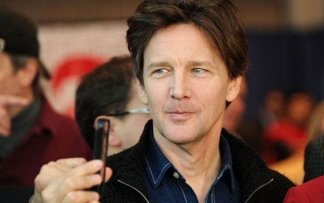 You might have seen Andrew McCarthy on a talkshow or a magazine cover.