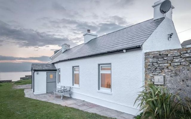 The Anchorage cottage in Guileen, County Cork