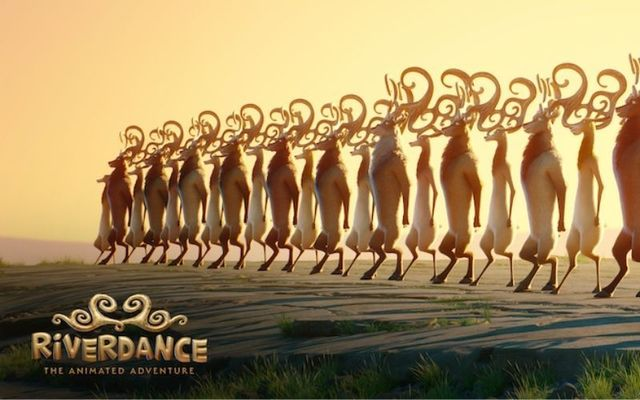 Riverdance: The Animated Adventure will debut on Sky Cinema and NOW on May 28.