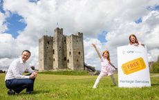 Free entry to Irish heritage sites for the rest of the year
