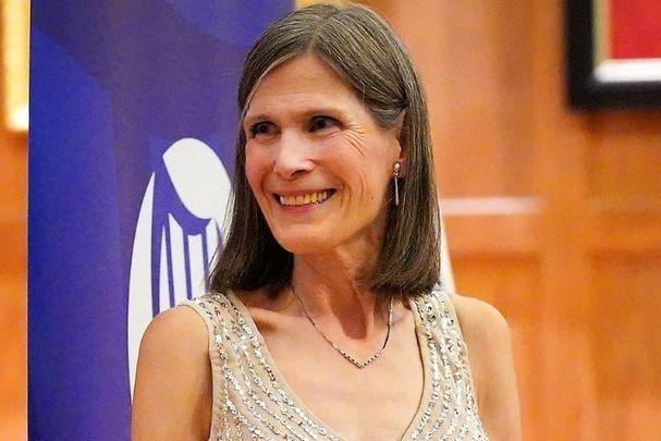 Susan Hoffman, the new Chair of the Washington Ireland Program.