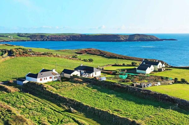 The cottage is located in the beautiful area of Lehenagh in Bandon, County Cork