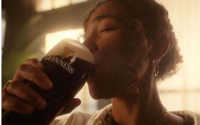 Guinness new video campaign in celebration of the re-opening of Irish pubs and bars