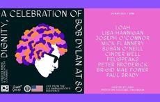 WATCH: Irish artists celebrate Bob Dylan's 80th birthday from Dublin!