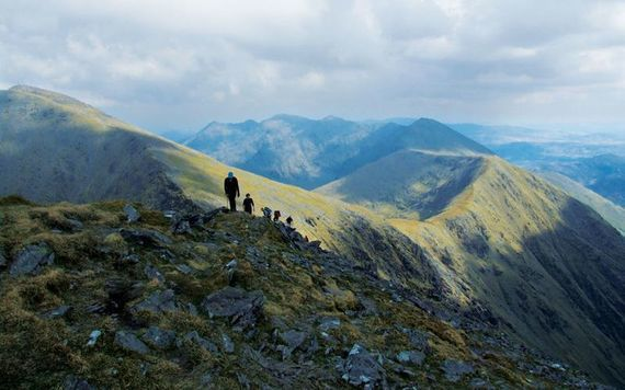Participants must scale Ireland\'s highest peak at Carrauntoohil as part of the challenge.